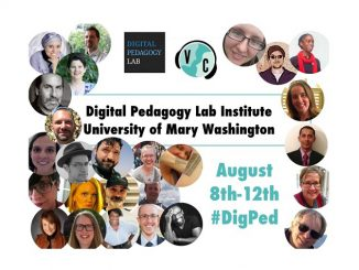 DigPed UMW VC guests and buddies