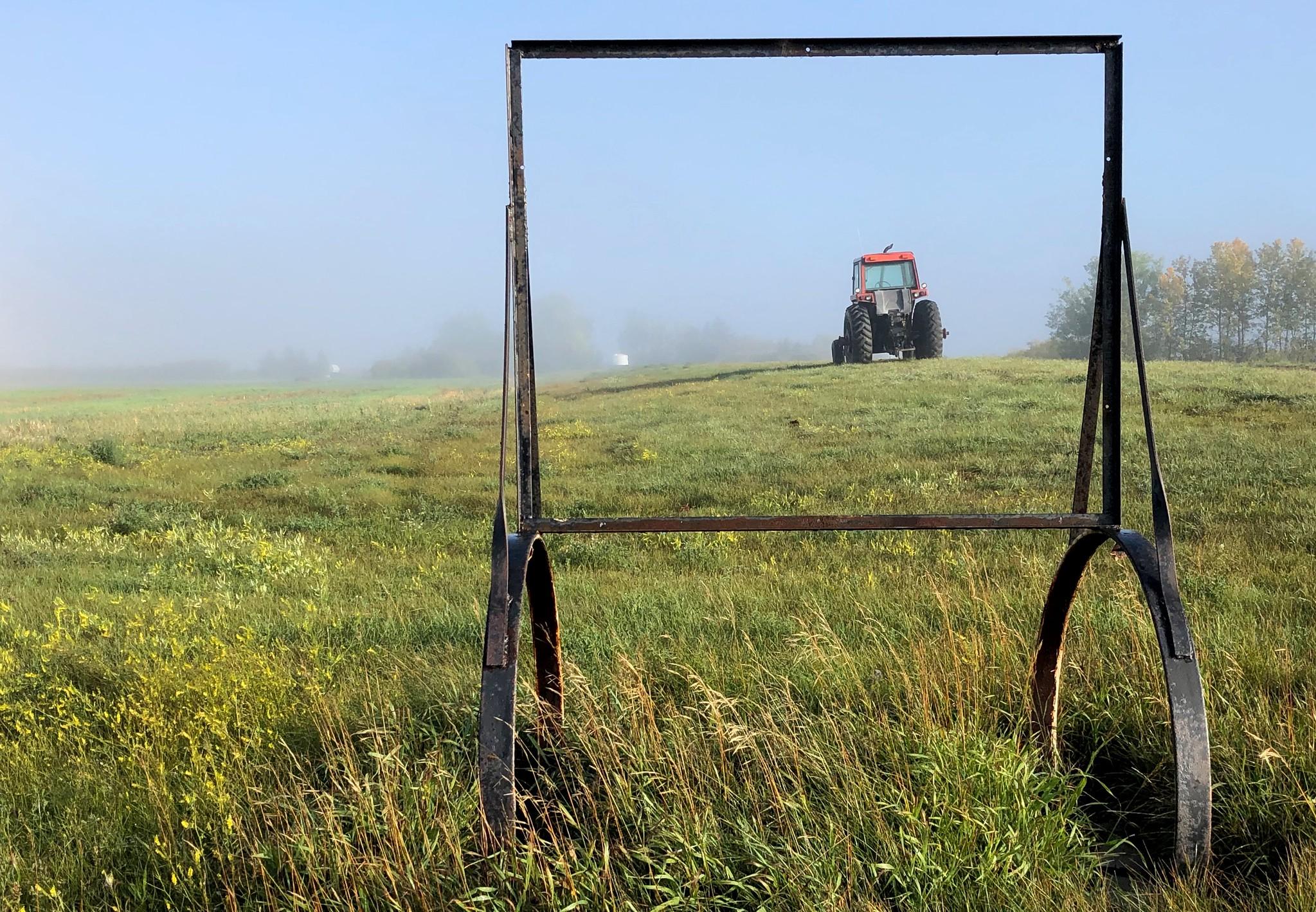 Farming Framed
