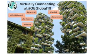 Vertical Gardens on Buildings with guest Twitter handles
