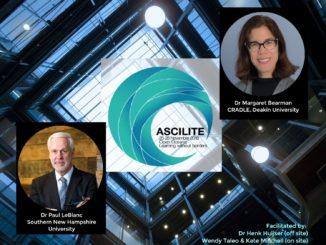 ASCILITE2018 Conference
